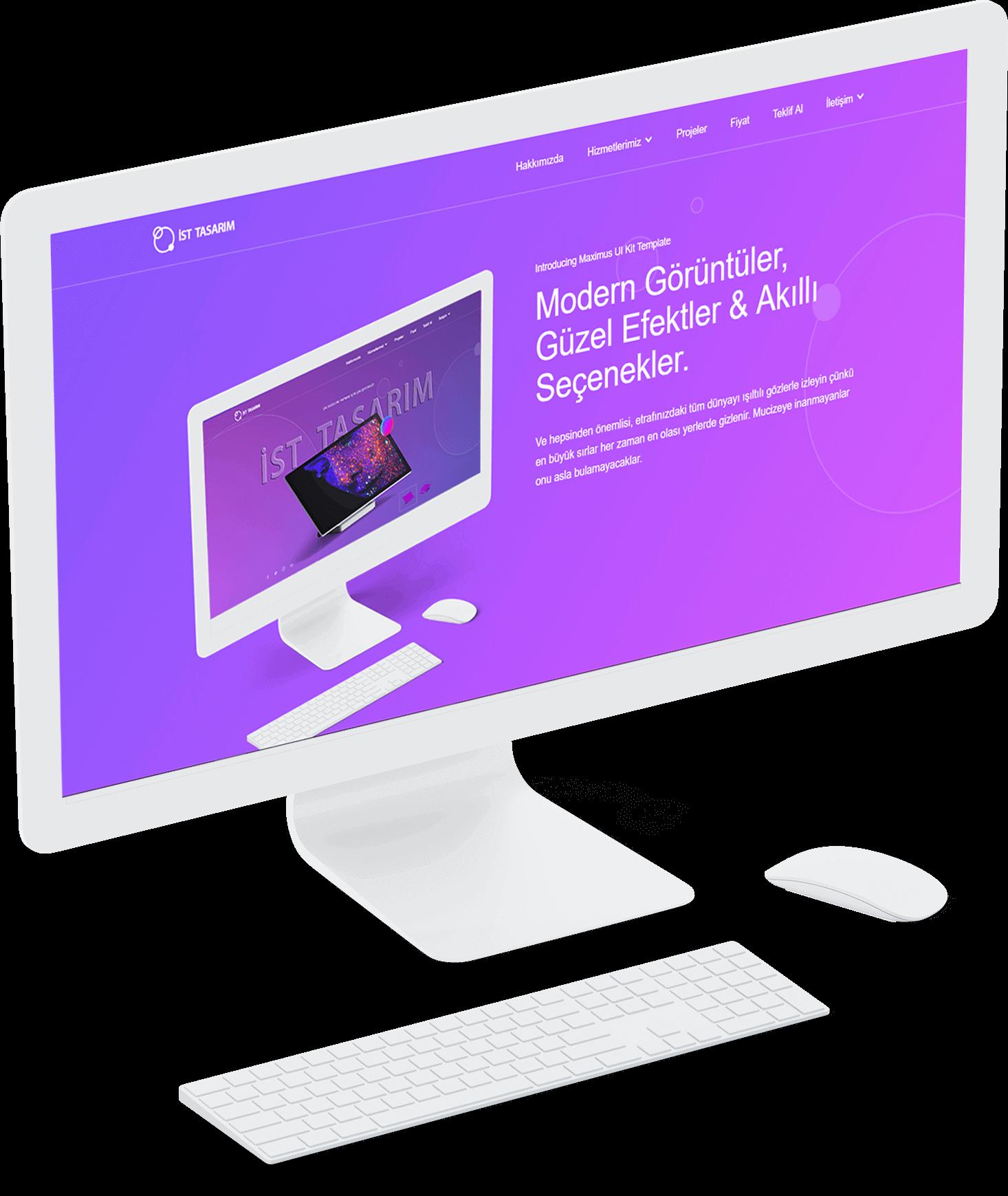 web tasarım teklif al